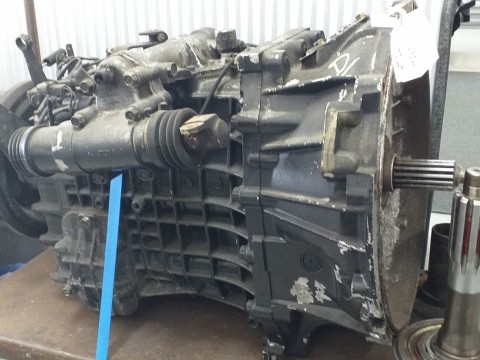 Truck Transmissions/Gearboxes