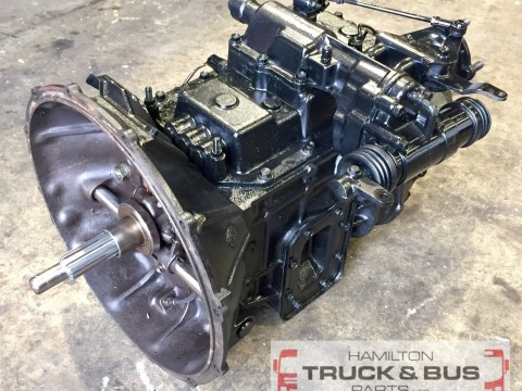 Isuzu 6 Speed Transmission